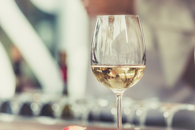 WINE DOES NOT SOLVE EVERYTHING